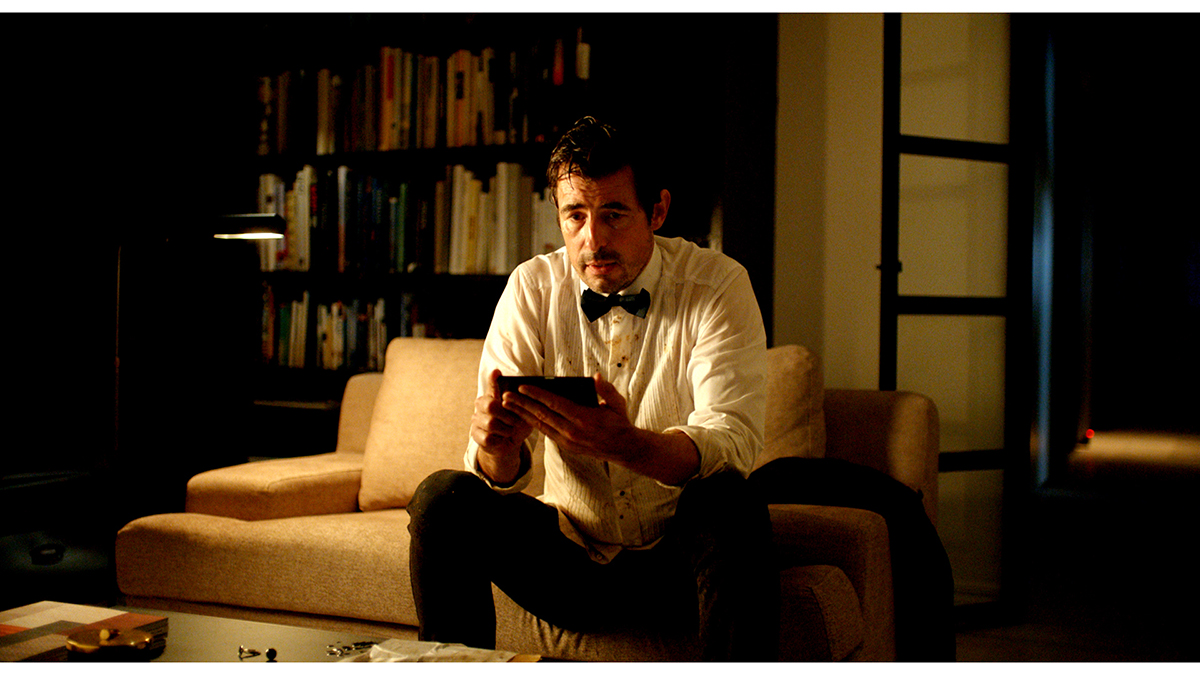 Claes Bang in 'The Square.'