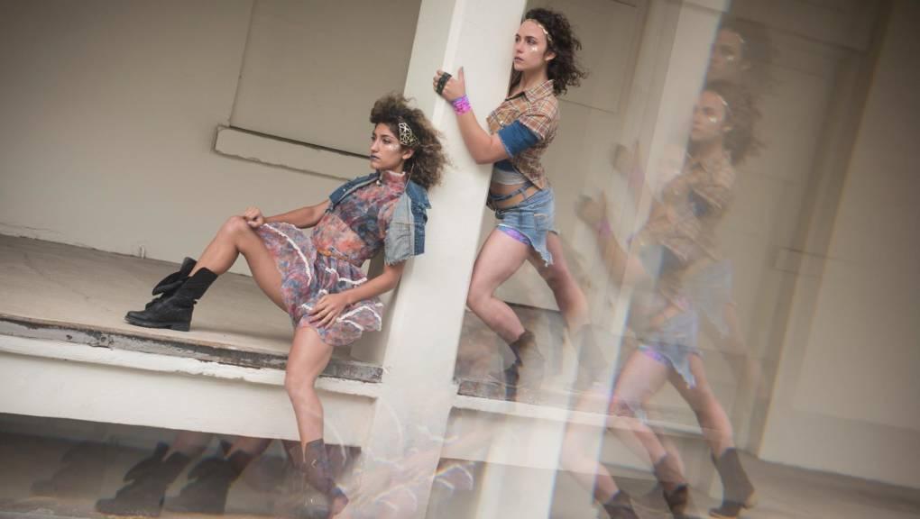 A photo from Robert Dekkers' newsest dance, Lavender Ballet