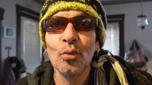 Chuck Mosley in 2013