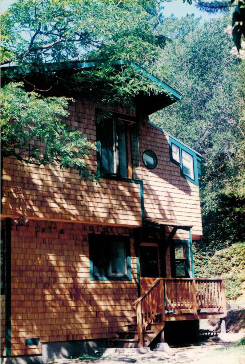 The Loveland family home in Santa Rosa.