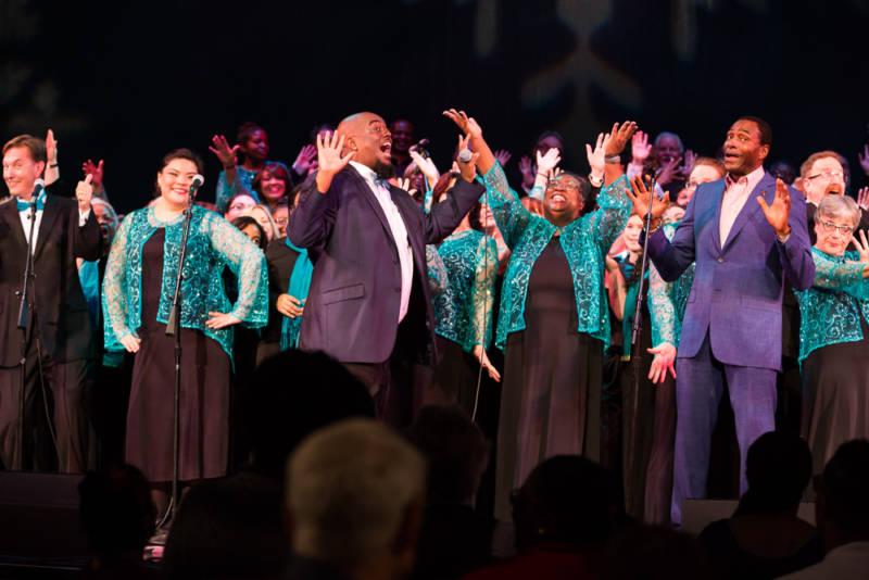 Oakland Interfaith Gospel Choir's Holiday Concert