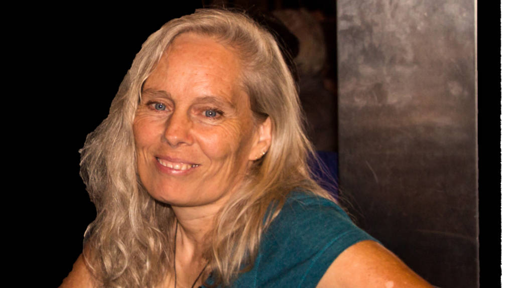 AXIS Dance Company co-founder and artistic director Judith Smith.