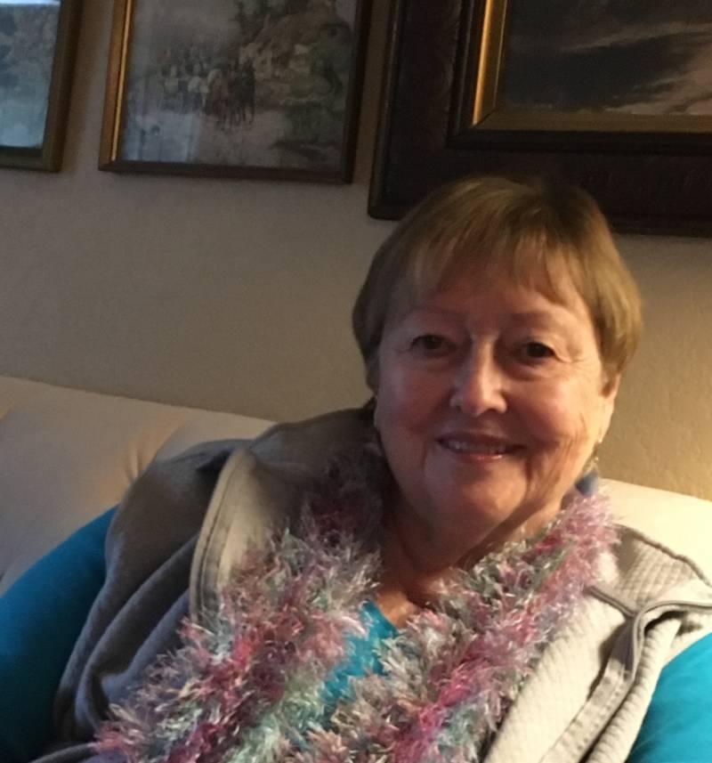 Violin teacher Karen VanDeventer has been a Loveland Violin Shop customer for around 30 years.
