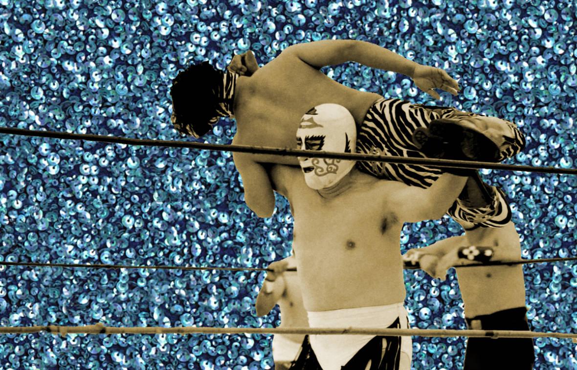 Collage by Ingrid Rojas Contreras