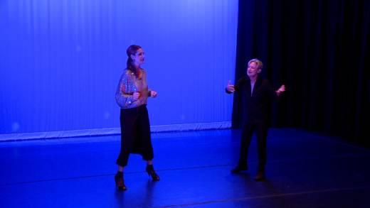 Choreographer Hope Mohr's Bridge Project facilitates conversations about gender through dance.