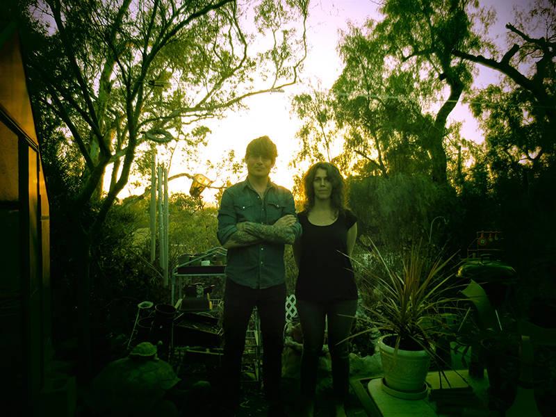 John Dwyer (left) wrote 'Memory of a Cut Off Head' with longtime collaborator Brigid Dawson.