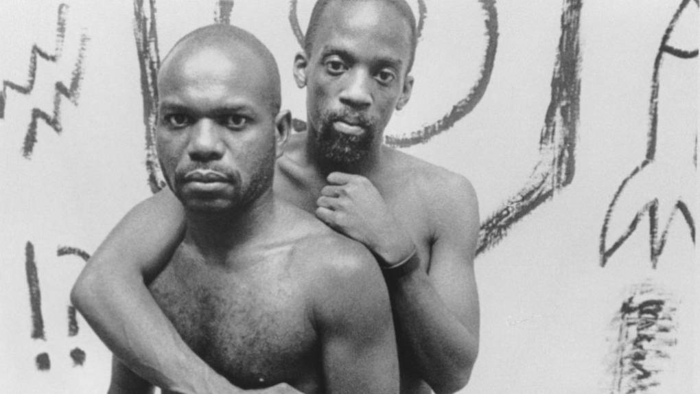 From 'Tongues Untied,' a film by Marlon Riggs.