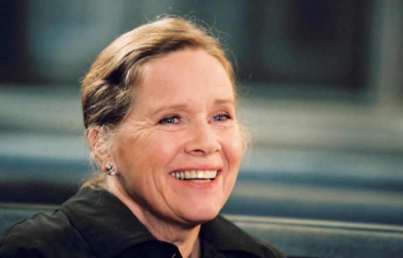 Liv Ullman in Ingmar Bergman's Saraband