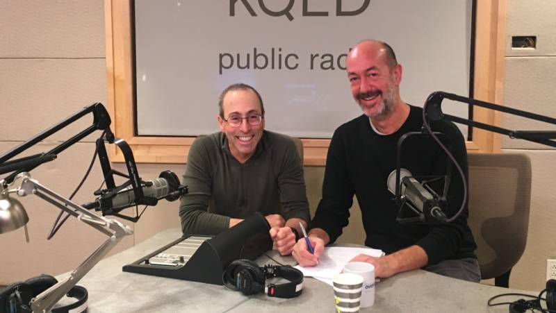 KQED's Cy Musiker and Jeffrey Edalatpour host the Do List for Dec. 8, 2017