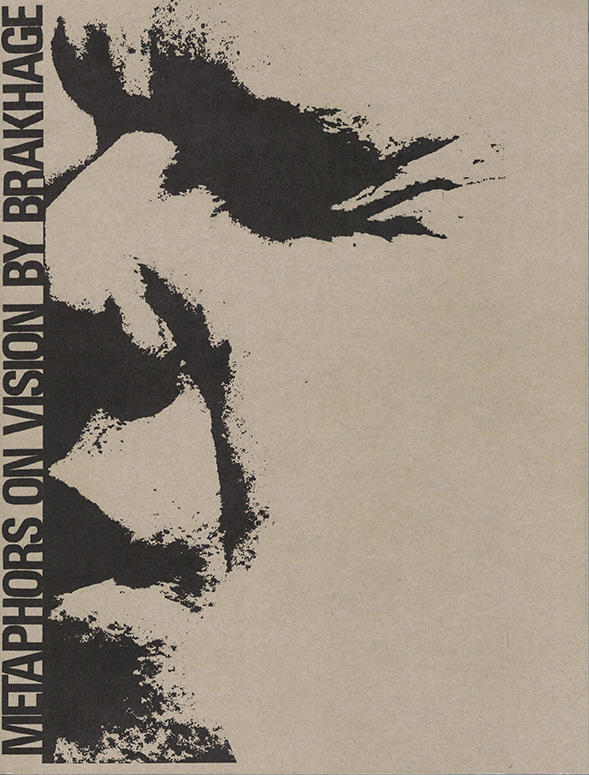 Out of print for over 40 years, Stan Brakhage's landmark 'Metaphors on Vision' has been republished by Anthology Film Archives and Light Industry.