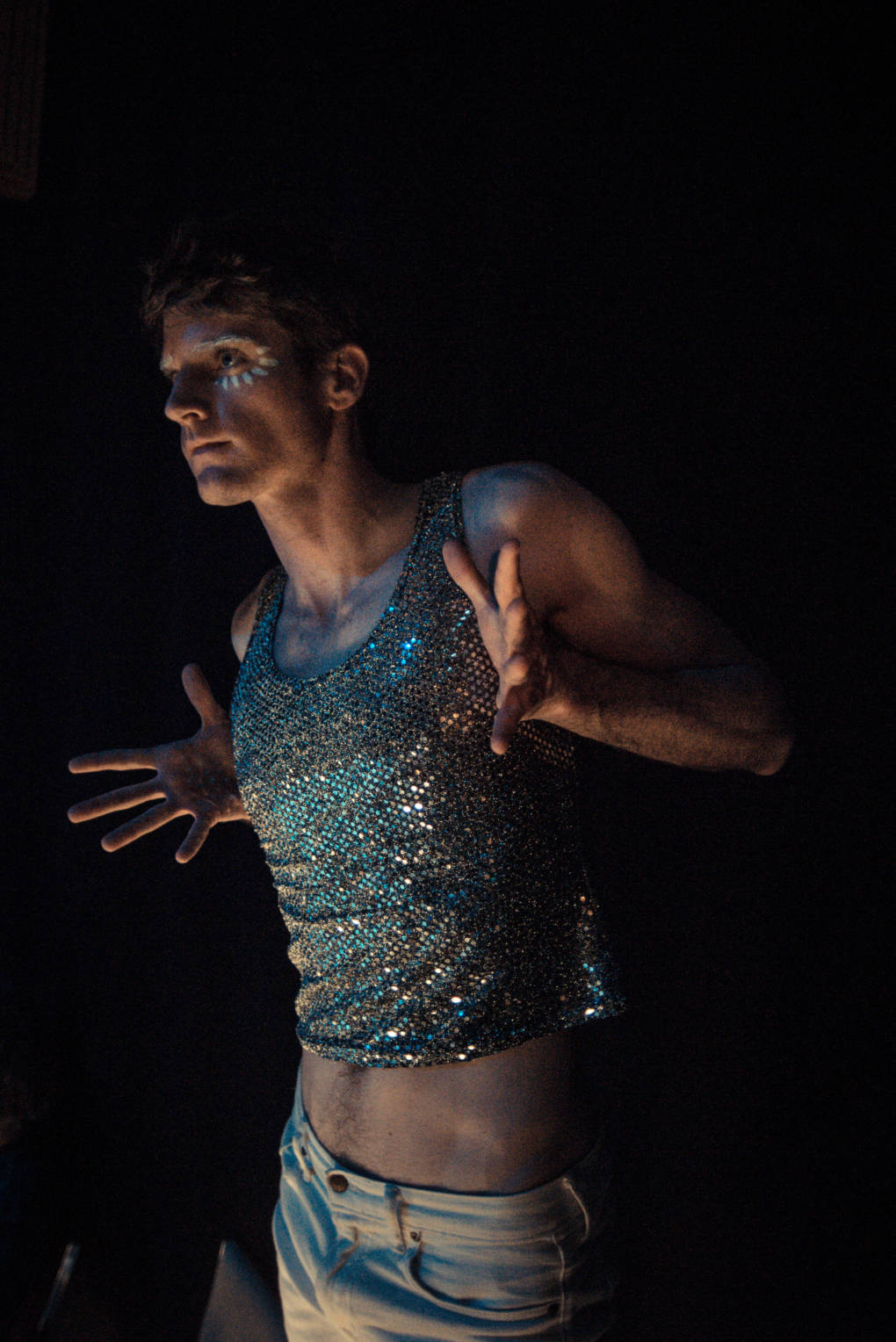 Scott Marlowe in Detour Dance's 'Fugue.'