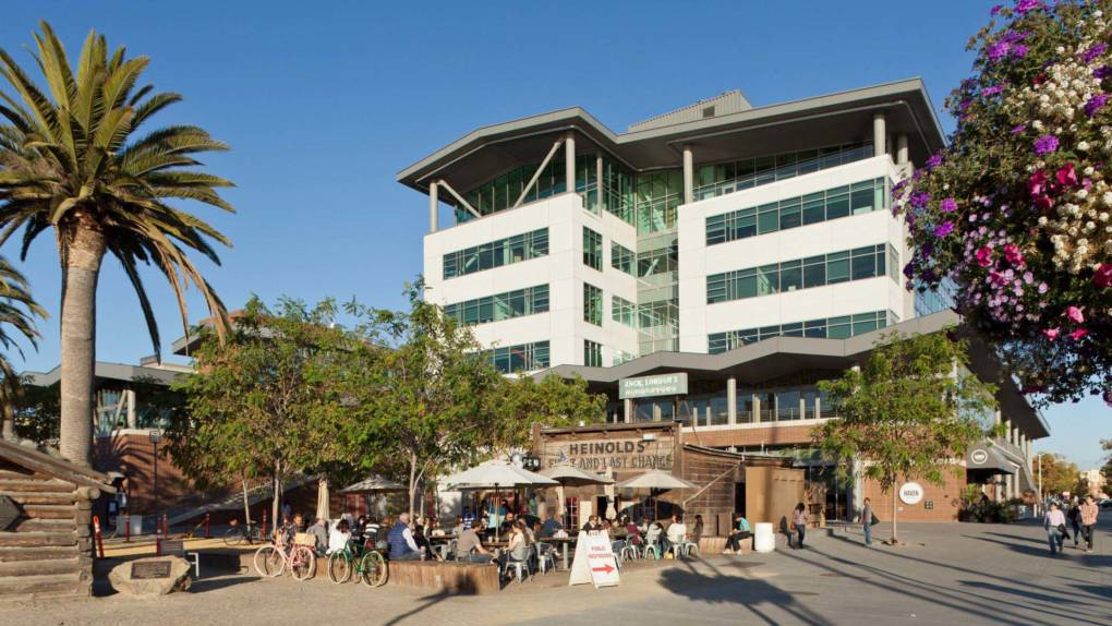 Sunset Headquarters in Oakland's Jack London Square
