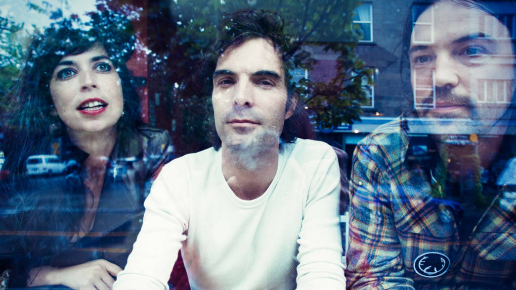 The Barr Brothers (with band member and harpist Sarah Page) play the Great American Music Hall December 13th