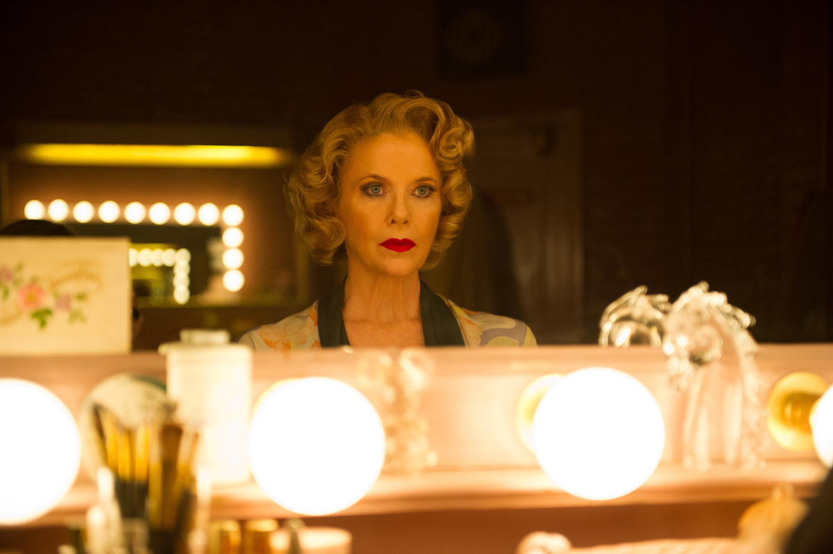 Annette Bening as Gloria Grahame.