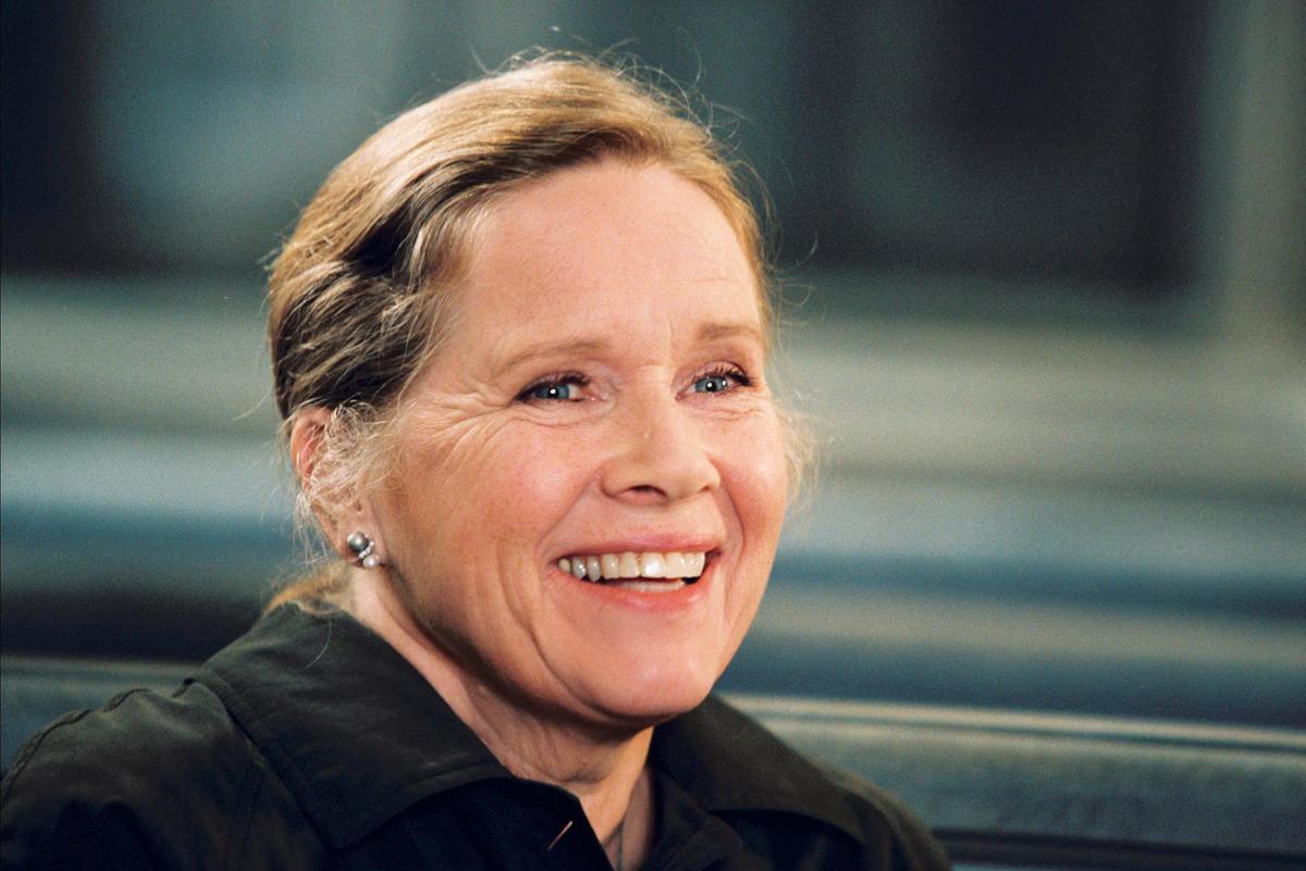 Liv Ullmann in 'Saraband,' 2003.