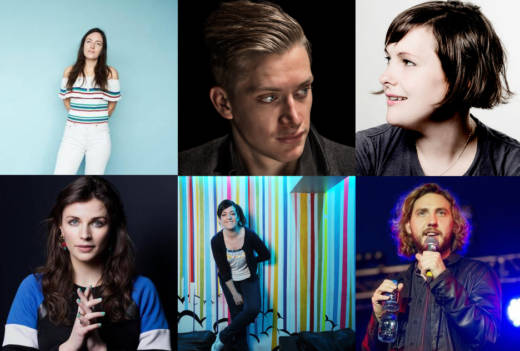 Best of Edinburgh International Showcase at the 17th Annual SF Sketchfest