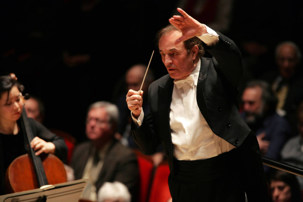 Charles Dutoit. San Francisco Symphony