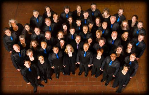 Daniel Hughes leads The Choral Project in a performance of Bernstein's 'Chichester Psalms' in Santa Clara and Santa Cruz