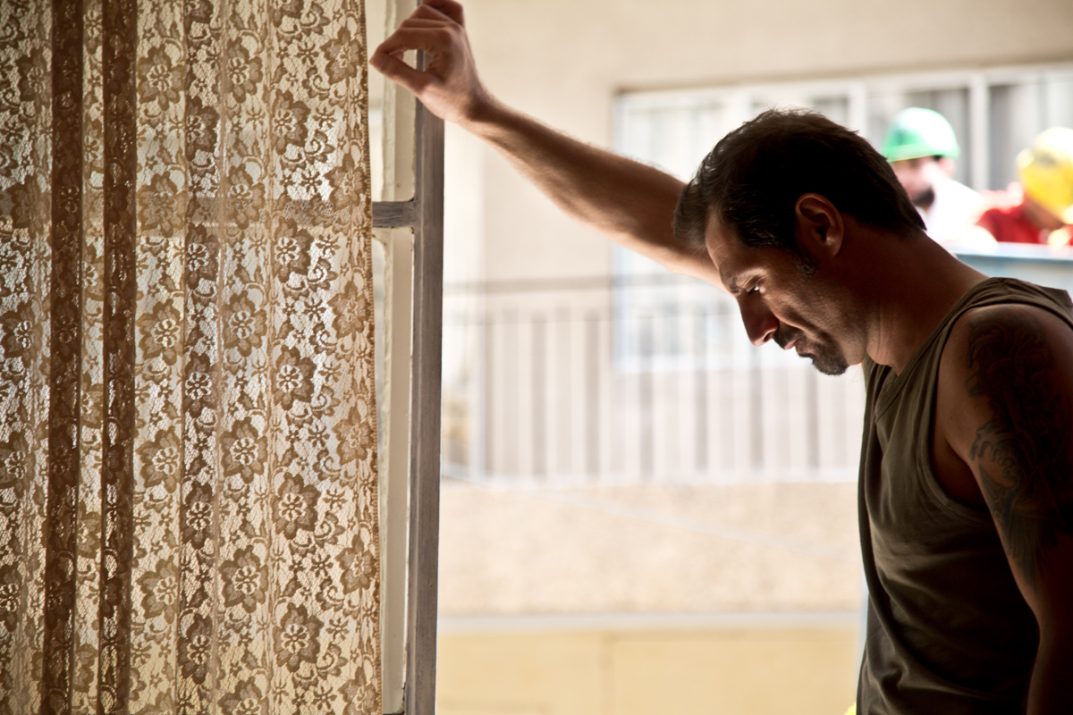 Adel Karam in 'The Insult.'
