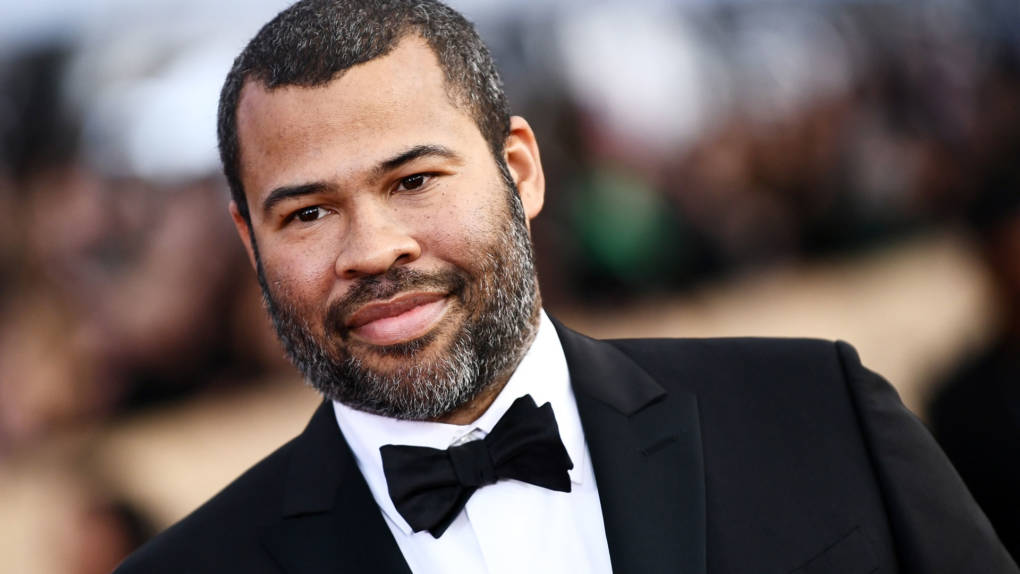 Filmmaker Jordan Peele attends the 24th Annual Screen Actors Guild Awards at The Shrine Auditorium on Jan. 21, 2018 in Los Angeles.