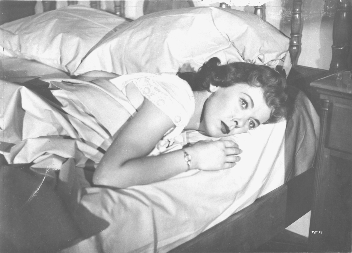 Still from Ida Lupino's 'The Bigamist,' 1953.