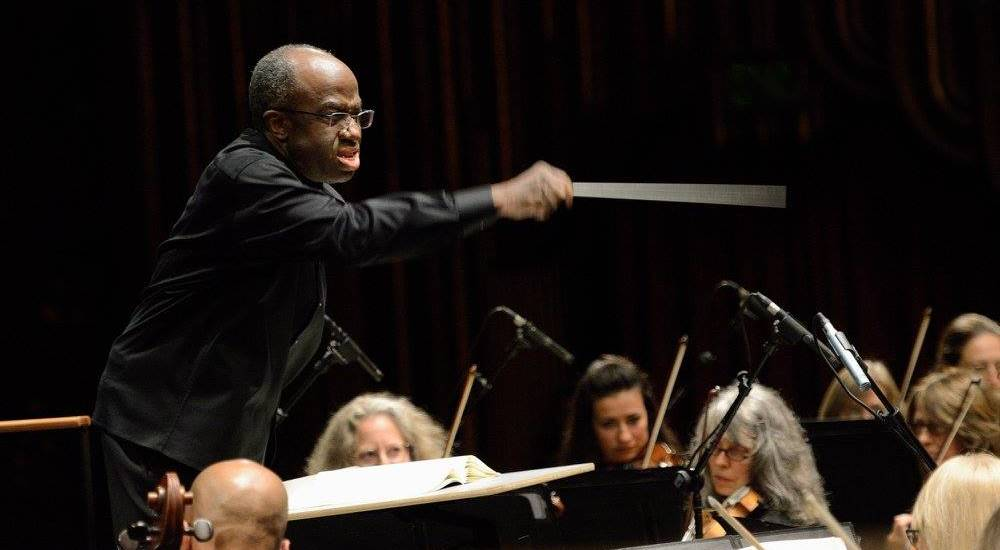 Michael Morgan leads the Oakland Symphony Jan. 19 in a concert curated by W. Kamau Bell.