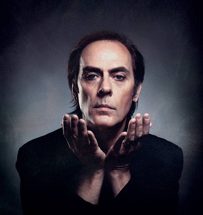 Known as the Godfather of Goth, Peter Murphy has been a major influence on bands like Nine Inch Nails and the Smashing Pumpkins.