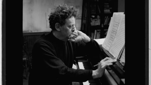 Philip Glass will be performing his monumental 'Music with Changing Parts' at Davies Hall Feb. 20