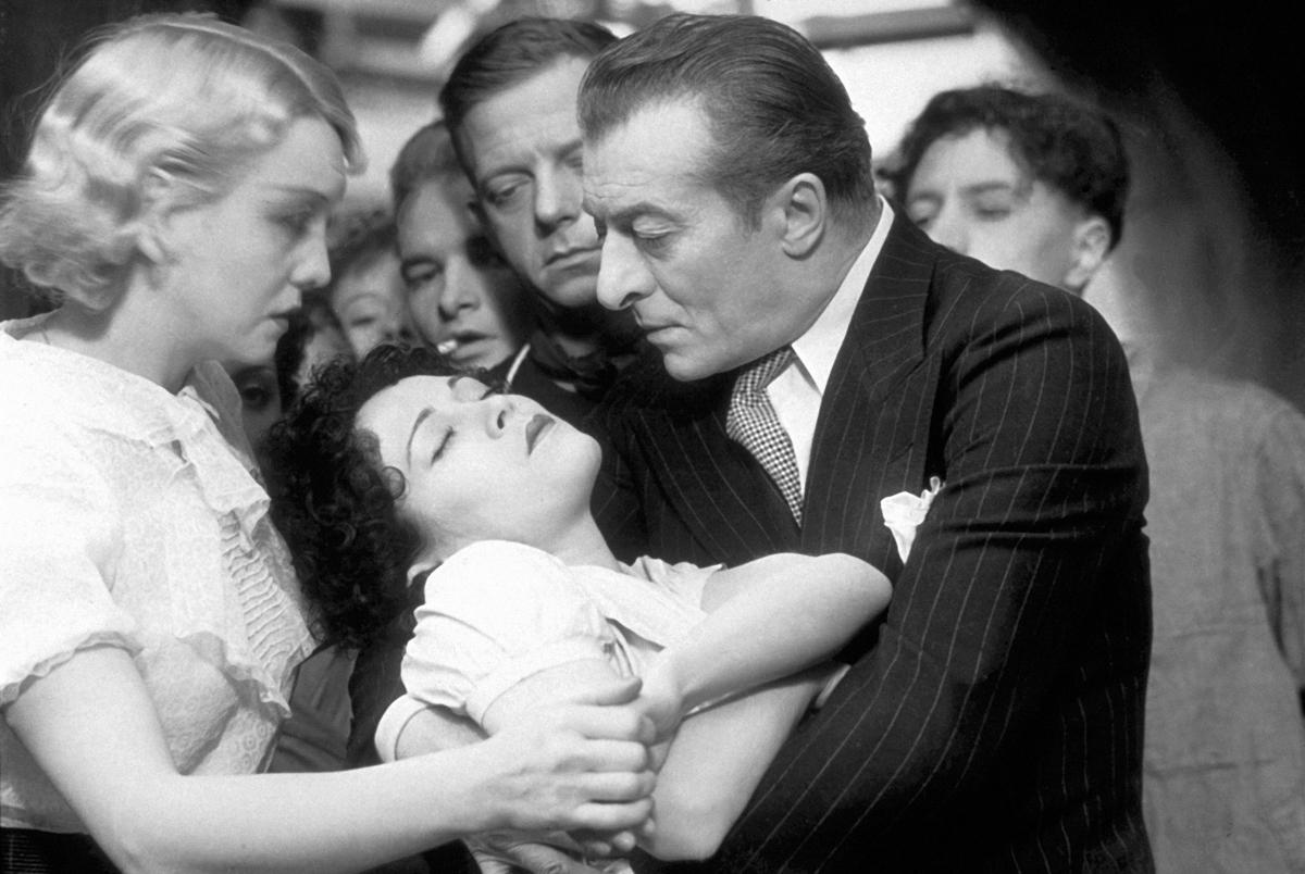 Still from Jean Renoir's 'The Crime of Monsieur Lange,' 1936.