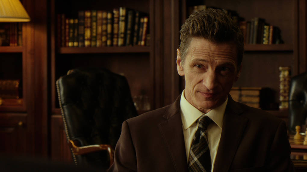 John Hawkes stars in 'Small Town Crime.'