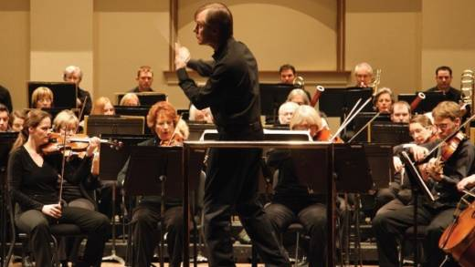 The St. Louis Symphony, second oldest in the nation, performs a trio of crowd pleasers at Stanford's Bing Hall on January 19.