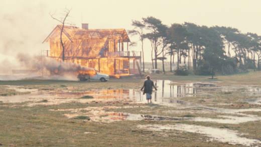 Still from Andrei Takovsky's 'The Sacrifice,' 1986.