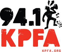 KPFA logo.