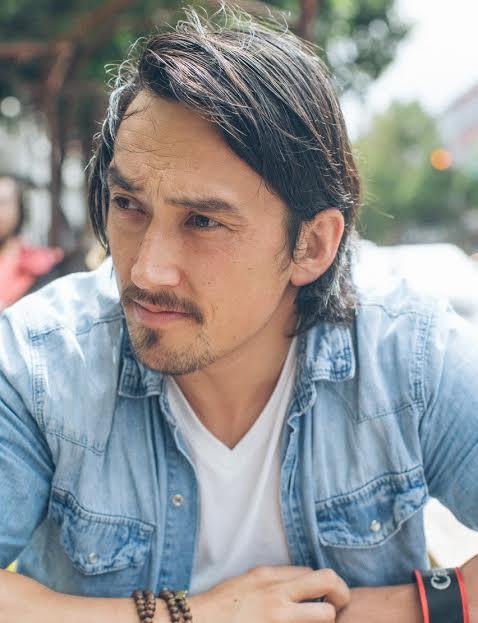 Brenton Gieser, director of 'Tender Souls.'