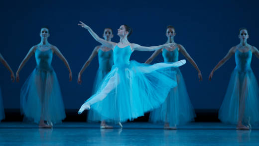 Dances by George Balanchine, Justin Peck and Benjamin Miilepied are on the bill in Program 2 at SF Ballet