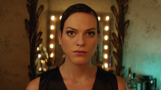 Daniela Vega stars in 'A Fantastic Woman,' the tale of a trans woman who finds herself under societal suspicion after the death of her boyfriend.