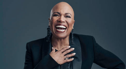 Dee Dee Bridgewater plays the San Jose Jazz Winter Fest