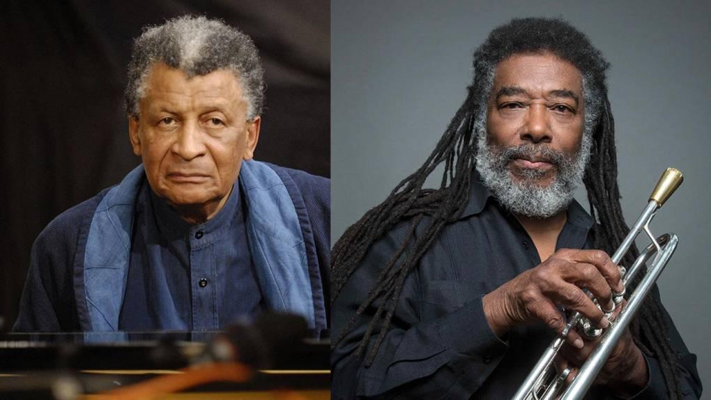 Abdullah Ibrahim celebrates South Africa's seminal Jazz Epistles with Wadada Leo Smith in San Francisco this week.