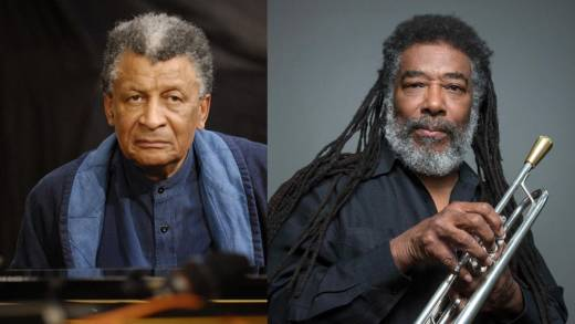 Abdullah Ibrahim celebrates South Africa's seminal Jazz Epistles with Wadada Leo Smith in San Francisco this week.