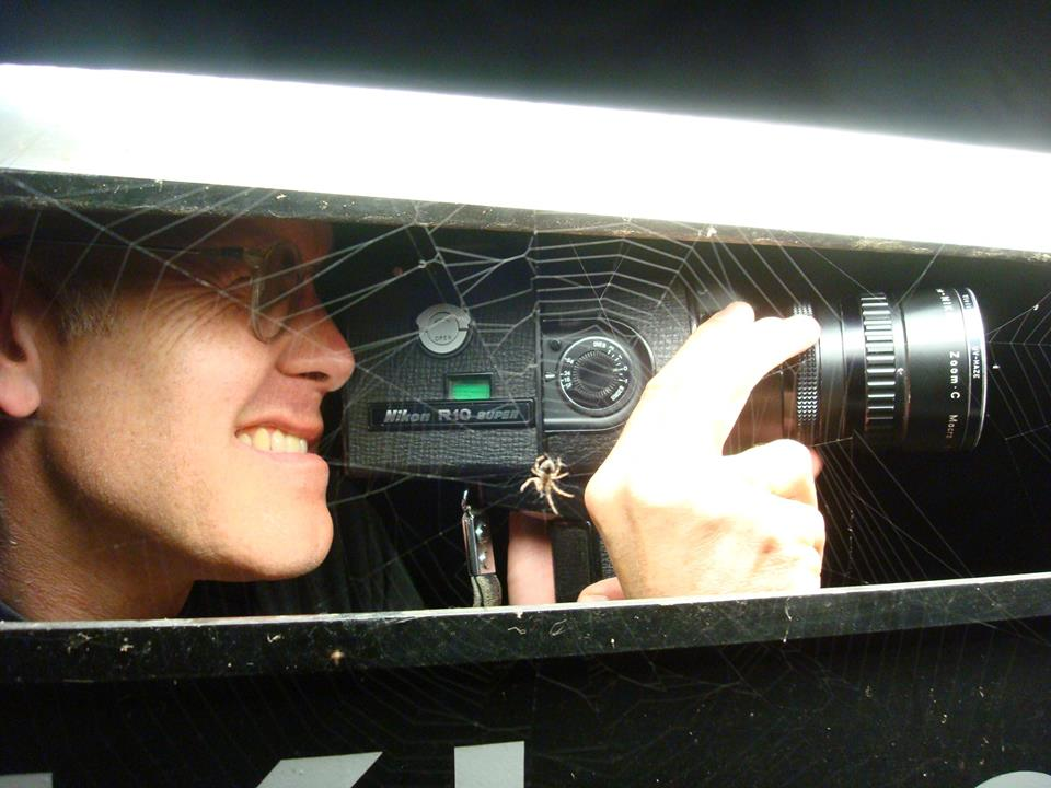 Paul Clipson, Visionary Filmmaker and Projectionist, Dies at 53
