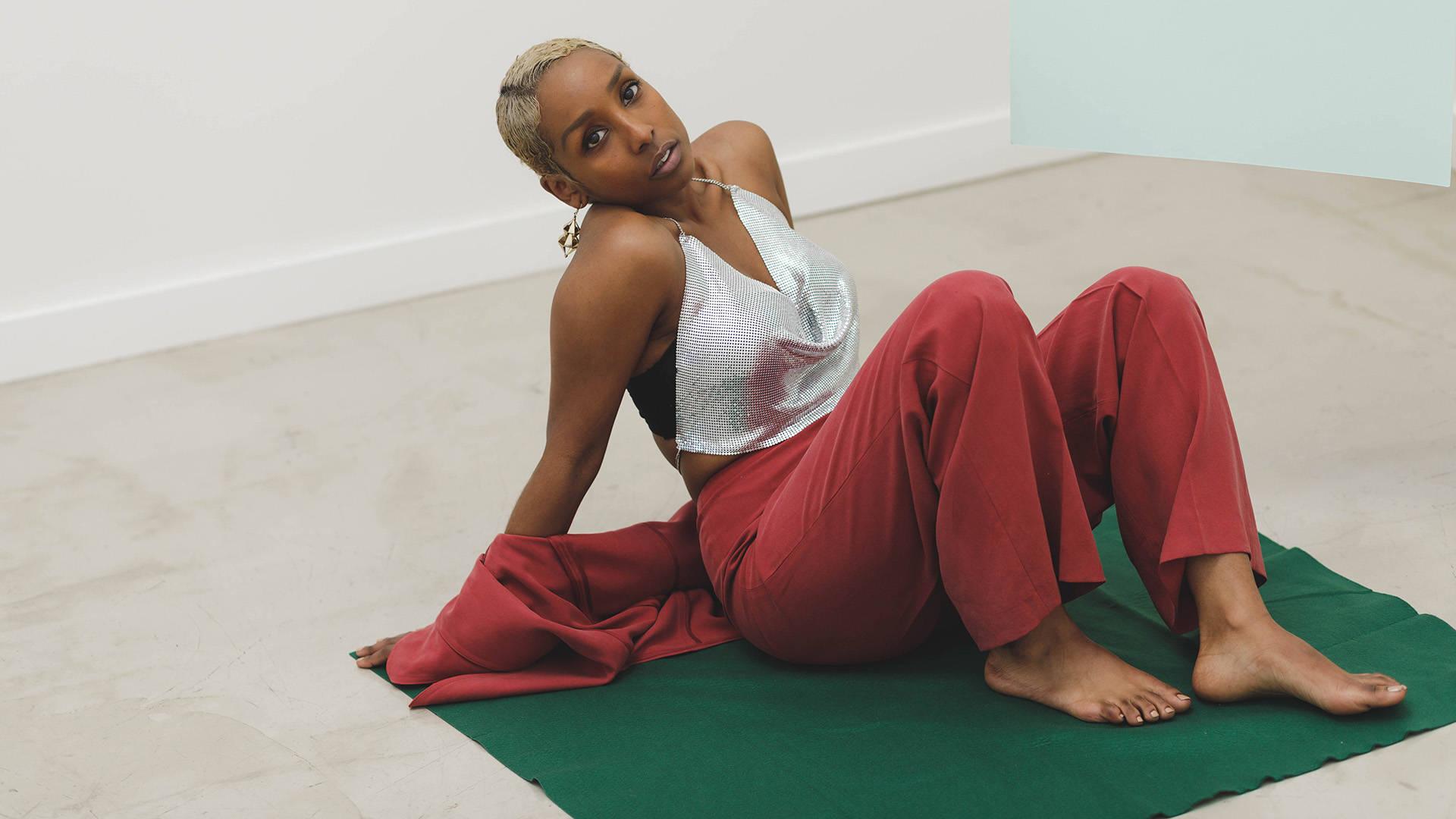 Oakland singer Astu left her life as a preacher behind, finding herself in music instead. Pablo Circa