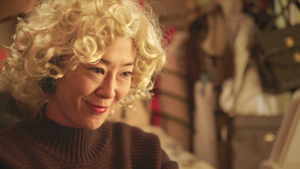 An Office Lady Becomes a Leading Lady in 'Oh Lucy!'
