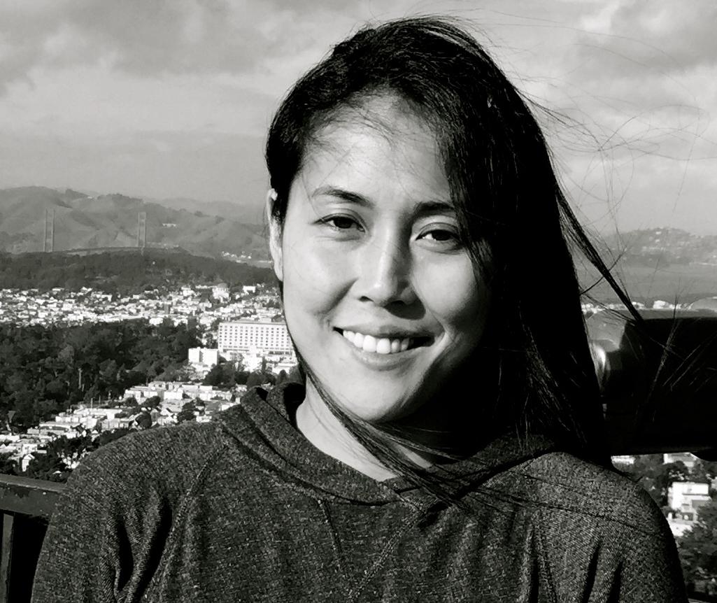 Atsuko Hirayanagi, director of 'Oh Lucy!'