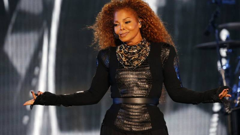 Janet Jackson performing in 2016 in the United Arab Emirate of Dubai. Janet Jackson has been announced as a performer at the 2018 Outside Lands festival in San Francisco.