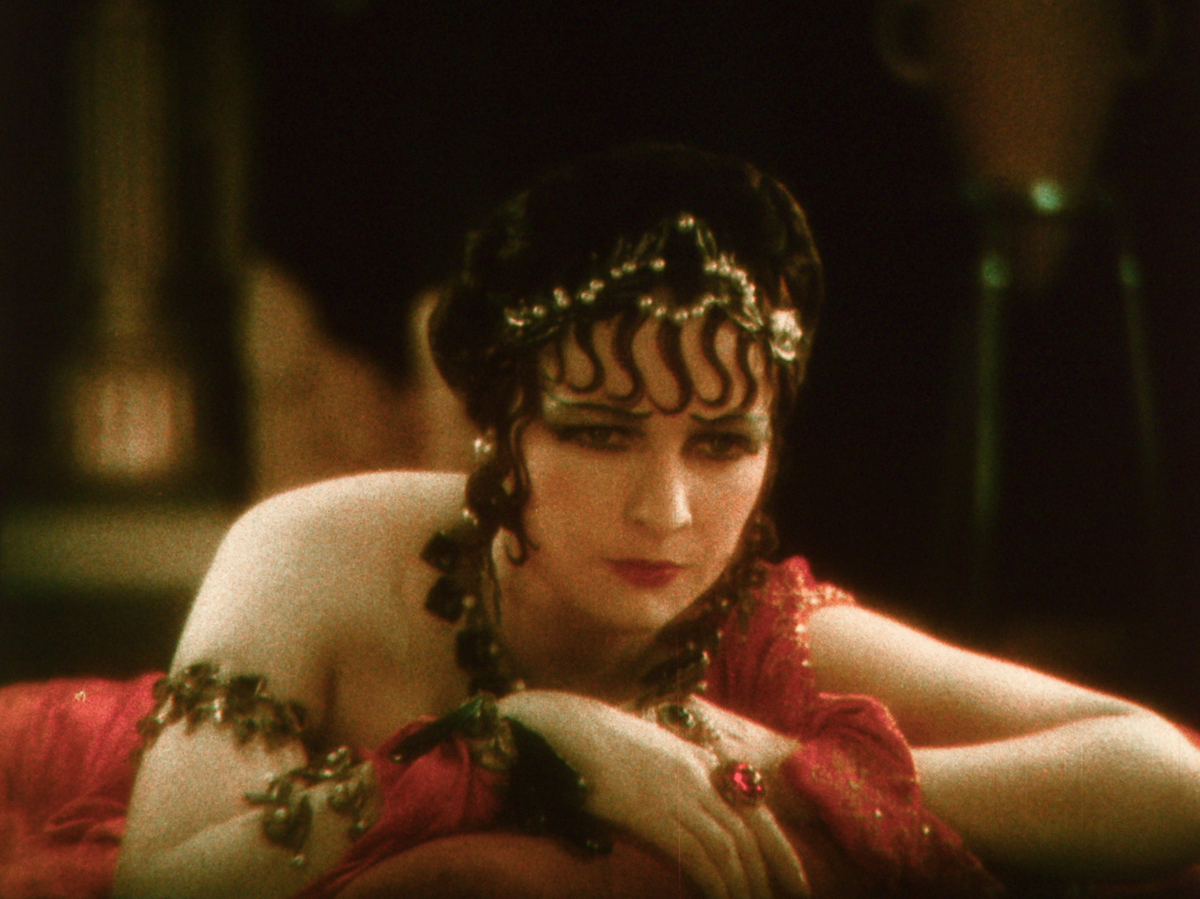Still from Cecil B. DeMille's 'The King of Kings,' 1927.