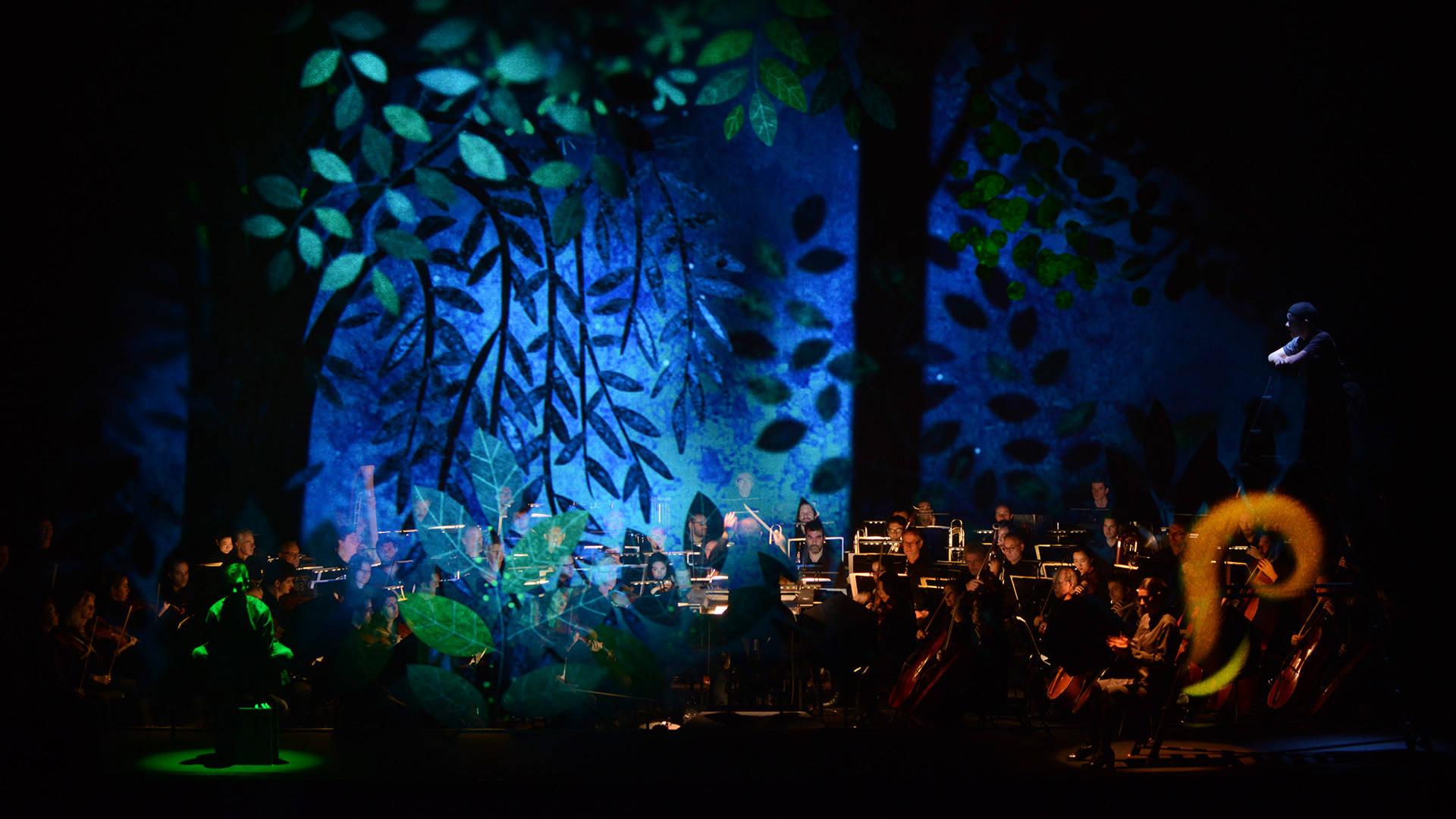 The San Francisco Symphony performs Ravel's 'L'enfant et les sortileges' on June 27-30. Jean Pierre-Maurin