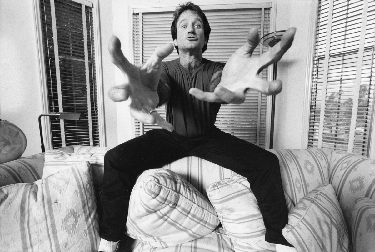 'Robin Williams: Come Inside My Mind' by Marina Zenovich.