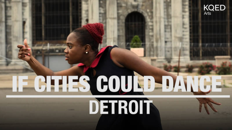 Reclamation in Detroit with Dancer Erika 'Big Red' Stowall