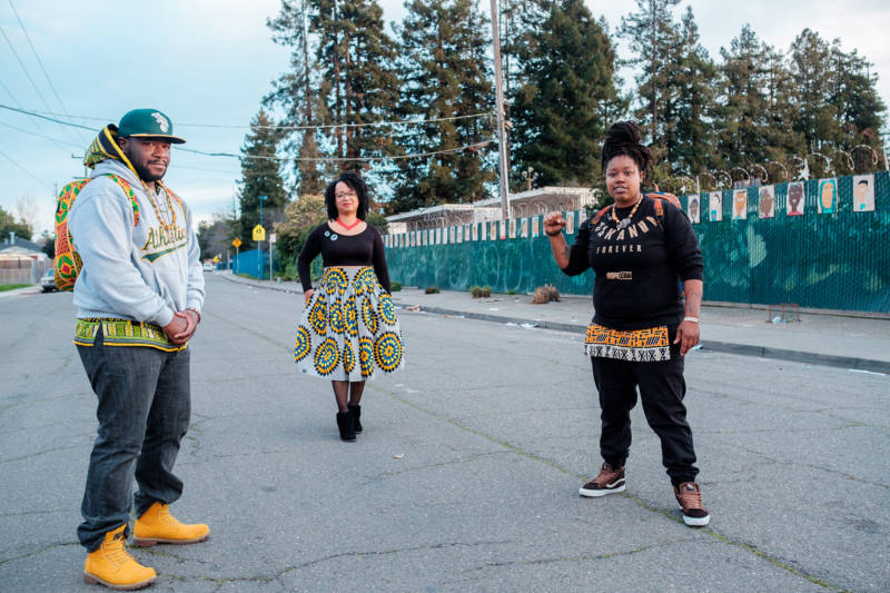 East Oakland Collective started out as a Facebook group but quickly grew into a multi-tiered action network.