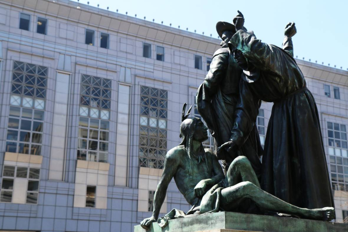 San Francisco Board Votes to Keep Controversial Statue